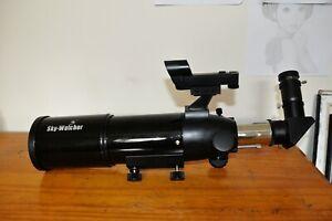 Skywatcher Startravel 80 Refractor Telescope (without tripod)