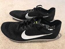 NWOB Nike Zoom Matumbo 3 Distance Track Spike Men's Size 12.5 Black White