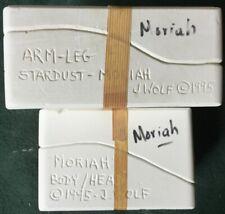 "1995 Joyce Wolf 6"" Fairies - Moriah Fairy Doll Molds for Doll Making"