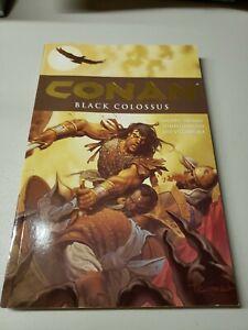Conan Volume 8 Black Colossus TPB - Dark Horse Books Timothy Truman 2010 Comics