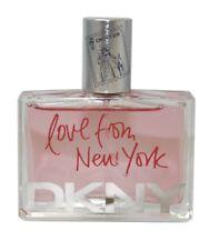 DKNY LOVE FROM NEW YORK 1.7 oz / 50 ml EAU DE PARFUM SPRAY WOMEN UNBOXED