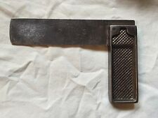 "Stanley 4"" Iron Try Square Circa 1912-1918"
