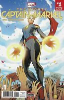 Mighty Captain Marvel Comic 1 Cover A Elizabeth Torque First Print 2016 Stohl