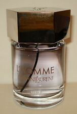 Yves Saint Laurent L'Homme Ultime 3.3 oz/100 ml Men's Eau de Parfum New