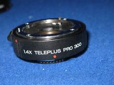 Kenko Teleplus Pro 300 N-AFD DG 1.4x Tele-Nikon genuino