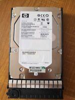 "HP AP872A 583718-001 M6612 P6300 P6500 600GB 3.5 "" 6G SAS 15K LFF HDD HARD DRIVE"