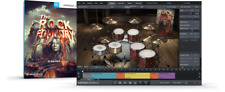 Toontrack Superior Drummer SDX - The Rock Foundry - Genuine Serial License Key