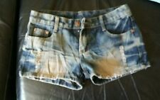 Unbranded Size Petite Low Hot Pants for Women
