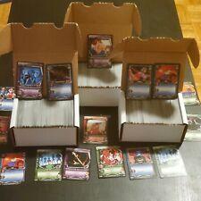 Yu Yu Hakusho TCG lot 1200+ cards from Base Set, Dark Tournament, Gateway, Exile