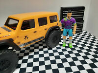 Checkerboard Photo Sheets 1/24 Scale Action Figure Garage  Diorama Accessories