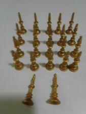 playmobil accessories custom Figures 22 gold candles horror mansion vintage lot