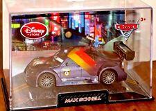 Disney Pixar Cars 2 Max Schnell Store Exclusive Die Cast World Grand Prix