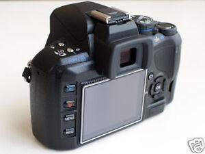 """ACMAXX 2.5"""" HARD LCD SCREEN ARMOR PROTECTOR - Olympus E-410 E-510 E410 E510 Body"""