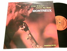 ERNIE WILKINS Almost Big Band Montreux Sahib Shihab Kenny Drew LP