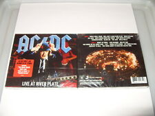 AC/DC-LIVE AT RIVER PLATE 2 cd Digipak 2012 -19 TRACKS-BLUE COVER-NEW!!