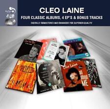 Cleo Laine - Four Classic Albums - 4 CD NEU/OVP