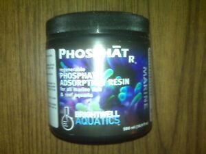 Brightwell Phosphat-R a Regenerable Phosphate Adsorption Resin For Marine Tanks