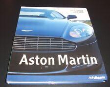 Rainer Schlegelmilch: ASTON MARTIN. Car book, 2011.Marque history Lagonda to DB9