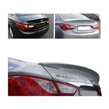 New Rear Trunk Lip Spoiler Painted for Hyundai Sonata 2011 - 2013