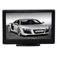 ABS 5 Inch High Resolution HD 800X480 Car TFT LCD Monitor Screen 2ch Video Black