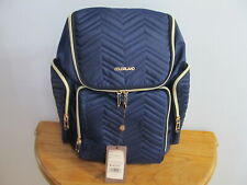 Colorland Georgia Baby Diaper Backpack Lightweight Large Navy Blue