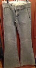 NWT JUICY COUTURE Low Rise Extreme Flare Culture Club Jeans Womens Size 25