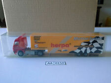 Véhicules miniatures multicolores Herpa pour Scania