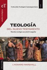 TEOLOGIA DEL NUEVO TESTAMENTO / NEW TESTAMENT THEOLOGY - MARSHALL, I. HOWARD - N