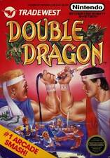 Double Dragon NES Great Condition Fast Shipping