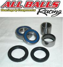 Yamaha R1 2002 to 2014 Rear Wheel Bearings & Seals Kit, By AllBalls Racing