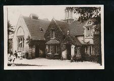 Dorset BROADSTONE The School & schoolchildren used 1910 RP PPC