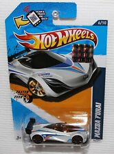 2012 HOT WHEELS FASTER THAN EVER MAZDA FURAI FROM FACTORY SET (R4)