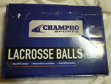 Champro Lacrosse Ball White 6 Pack