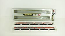 Ibertren HO RENFE Spain Railway Talgo Trans Europ Express Passenger Set 2180 NEW