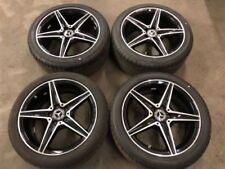 C-Class One Piece Rim Passenger vehicle Car Wheels with Tyres