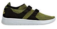 Scarpe Uomo Donna Giallo Nero Nike Sneakers Men Woman Yellow/Black Nike Air Sock