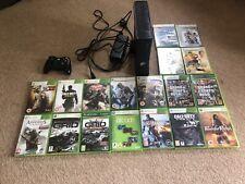 Xbox 360 con 20 Juegos y 1 control witeless