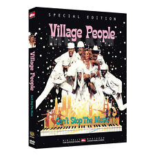 Village People - Can't Stop The Music (1980) dts DVD