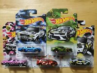 Hot Wheels 2020 Urban Camouflage Series Walmart Exclusive MONMC Set of 5 $3 SHIP