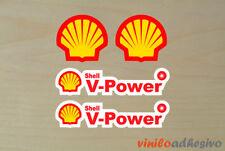 PEGATINA STICKER VINILO Shell V-Power autocollant aufkleber adesivi