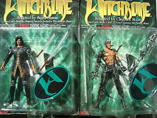 Nottingham & Kenneth Irons Witchblade Action Figure by Top Cow 1998 New Sealed