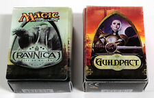 MTG Magic The Gathering RAVNICA CITY OF GUILDS DECK BOX with LIFE COUNTER 2005