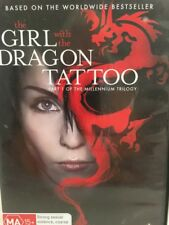 The Girl With The Dragon Tattoo (Michael Nyqvist) DVD (Region 4)
