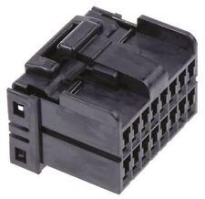 Te Connectivity Multilock 040, 2.5mm Pitch, 16 vías, 2 fila Carcasa De Conector Macho