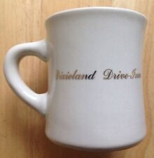 DIXIELAND DRIVE-INN RESTAURANT WARE COFFEE MUG, CHESAPEAKE, VA, CLOSED, VINTAGE