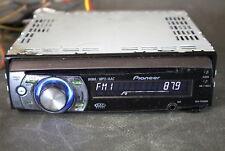 PIONEER RADIO/CD/RECEIVER/PLAYER/AUX. PLUG  WMA/MP3/AAC  SATELLITE RADIO READY