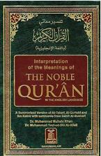 Noble Quran English and Arabic (Standard size)