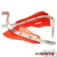 Hand Shield Deflector Handguards Hand Guard For KTM 125 150 SX E Orange Aluminum