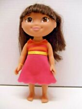 "Dora The Explorer Doll 2009 Mattel 8.5"" Figure Toy"