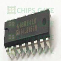 10 PCS HD74HC139P Dual 2-to-4-line Decoders//Demultiplexers DIP16